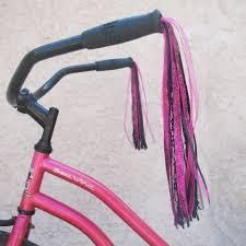 ribbon streamers diy tutorial ribbon bike streamers