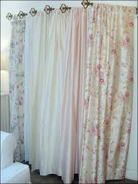 interesting shabby chic door curtain 29 with additional navy blue