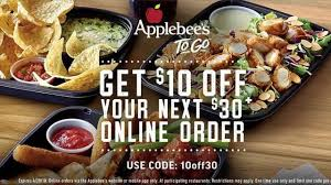 applebees coupons on phone applebee s coupon 10 30 online order wral