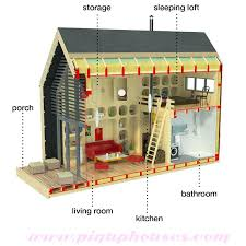 vacation house plans with loft small contemporary cottage house plans diy cabin plans with loft