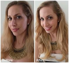 Before After Hair Extensions by Have A Great Hair Day With This Secret From Daisy Fuentes