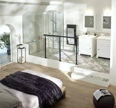 salle de bain dans chambre salle de bain chambre parentale meuble de salle de bains cottage