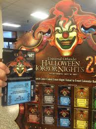 halloween horror nights 1997 tickets are now on sale for halloween horror nights at halloween