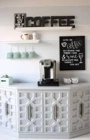 Kitchen Coffee Bar Ideas 1717 Best Coffee Bar Images On Pinterest Coffee Nook Coffee