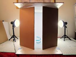 how to make a photo light box make your own object photography soft light box