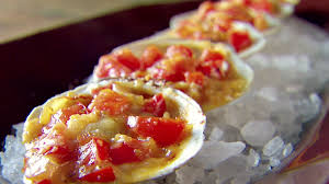 clams casino recipe giada de laurentiis food network