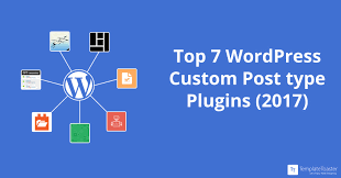top 7 wordpress custom post type plugins to create customized