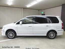 old car owners manuals 1986 mitsubishi chariot instrument cluster 2002 nov used mitsubishi chariot grandis ta n84w ref no 192161