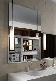 furniture awesome bathroom cabinet and mirror by robern for