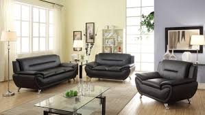 cheap leather sofa sets black leather sofa set discount furniture atlanta sectionals 399
