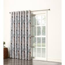Patio Door Thermal Blackout Curtain Panel Patio Door Curtain Panels 4777