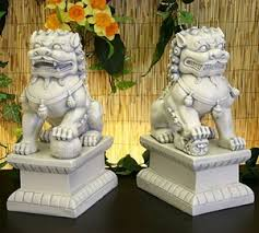 fu dogs for sale fu dogs statue pair of garden guardians these mythical beasts who