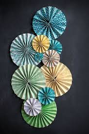 paper fans for weddings diy paper fans weddings ideas from evermine