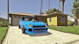 subaru wagon subaru wagon gta5 mods com