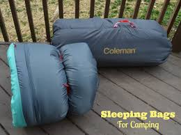 Coleman Multi Comfort Sleeping Bag Coleman Sleeping Bags For Camping Review And Giveaway
