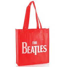 eco bag the beatles eco bag