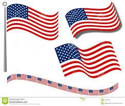 Waving American Flag Clip Art American Flag Waving Clip Art