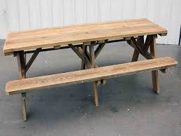 long picnic table plans outdoor patio tables ideas