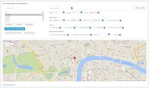 Maps Google Com Washington Dc by 5sec Google Maps Pro By Webfactory Codecanyon