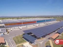 systeme u siege social realisations urbasolar player photovoltaïque français