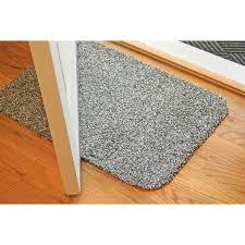 Bungalow Flooring Microfibres Kitchen Rug Bungalow Flooring Indoor Outdoor Dirt Stopper Mat Hayneedle
