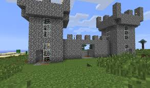 small castle 2 minecraft project