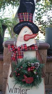 Snowman Lawn Decorations Snowman Outdoor Yard Decorations Christmas Wikii