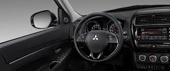 mitsubishi interior 2018 mitsubishi outlander sport crossover suv mitsubishi motors