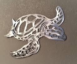 sea turtle metal wall art shenra com