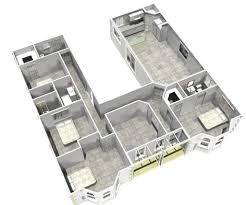 inspiring u shaped floor plans with pool pics design ideas tikspor