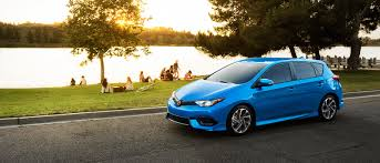 toyota offers the 2017 toyota corolla im offers impressive acceleration