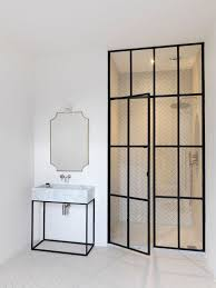 Mr Shower Door Mr Shower Door Transitional Bathroom Also Bathroom Wall Mirror