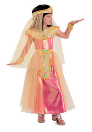 girls princess cleo costume
