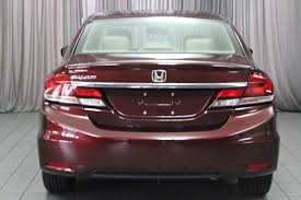 2014 used honda civic sedan 4dr cvt lx at north coast auto mall