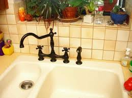 vintage kitchen sink faucets