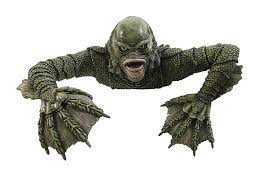 amazon com creature from the black lagoon grave walker decoration