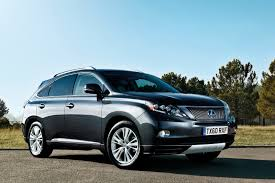 lexus rx 450h used uk lexus uk winters up rx 450h with new se i special edition