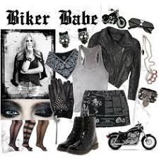 Halloween Costumes Biker Biker Vest U0026 Shorties Obsessive Obsydian Dress Obsessive