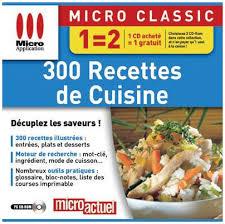 logiciel recette cuisine gratuit 300 recettes de cuisine amazon fr logiciels