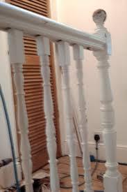 Installing A Banister Newel Post Installation