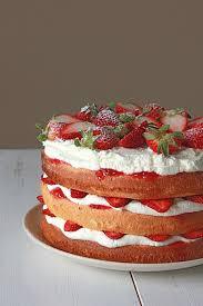 strawberry u0026 cream sponge cake foodie forever pinterest