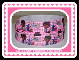 doc mcstuffins ribbon 128 best kid party doc mcstuffins images on birthday