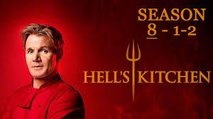 Kitchen Best Hells Kitchen Season - hell s kitchen season 8 episode 1 2 masterchef pinterest