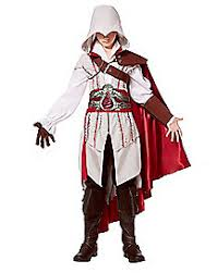 Connor Halloween Costume Teen Connor Costume Assassin U0027s Creed Spirithalloween