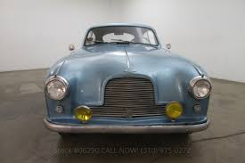 1954 aston martin db 2 4 coupe left hand drive beverly hills car