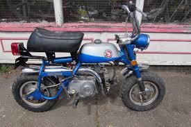 ebay 1969 honda z50 z50a k1 mini trail 50 monkey bike mini bike