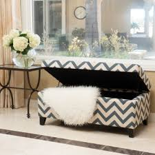 breanna floral fabric storage ottoman by christopher knight home breanna chevron fabric storage ottoman by christopher knight home