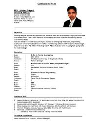 Academic Resume Template 100 Academic Resume Templates Cv To Resume Conversion In
