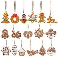 fenical tree ornaments animals snowflake pendants