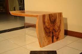 waterfall coffee table wood floating waterfall coffee table coffee table painted paint